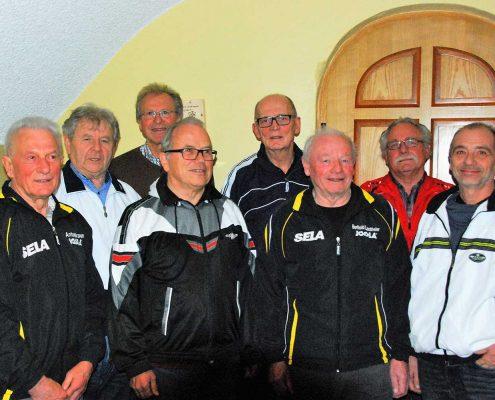 Tennis-Mannschaft Herren 60 Aulendorf